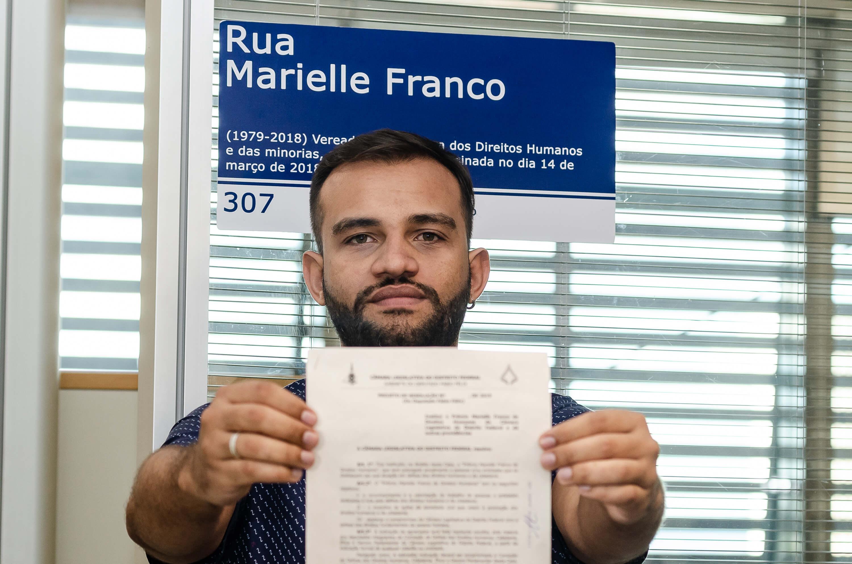 Prêmio Marielle Franco vai prestigiar pessoas dedicadas à defesa dos direitos humanos