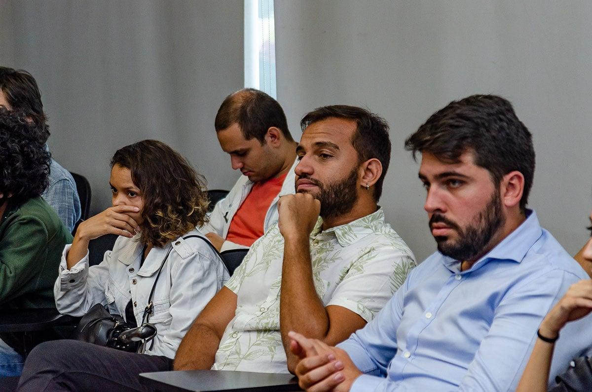Fábio Felix se reúne com estudantes para discutir ampliação do Passe Livre