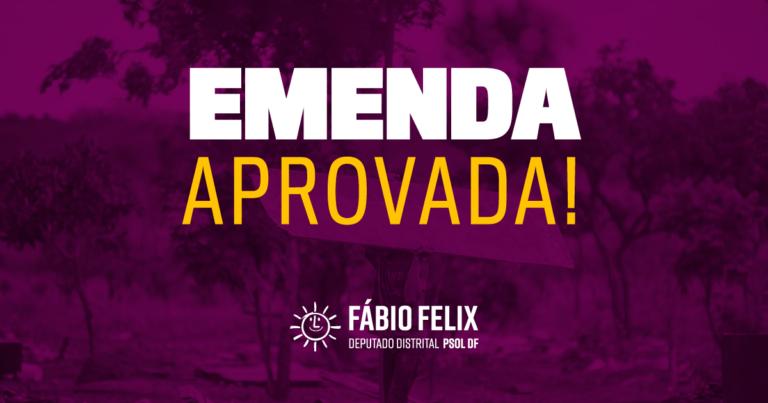 Emenda ao projeto que extingue a Agefis cria protocolo de desocupações no DF é aprovada!