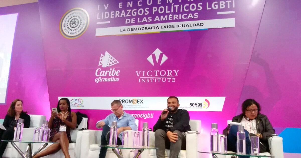 Brasil é destaque negativo em encontro internacional entre lideranças LGBTI