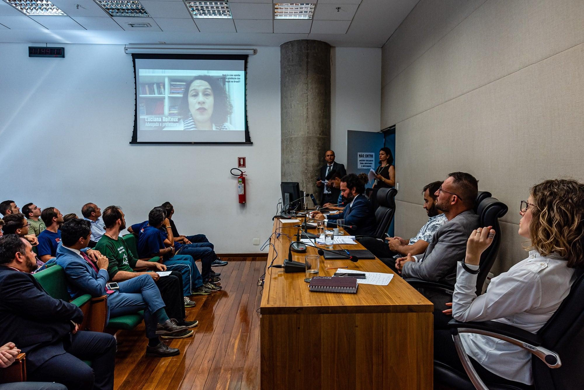 CLDF debate impactos da proibição de drogas no Brasil e no DF
