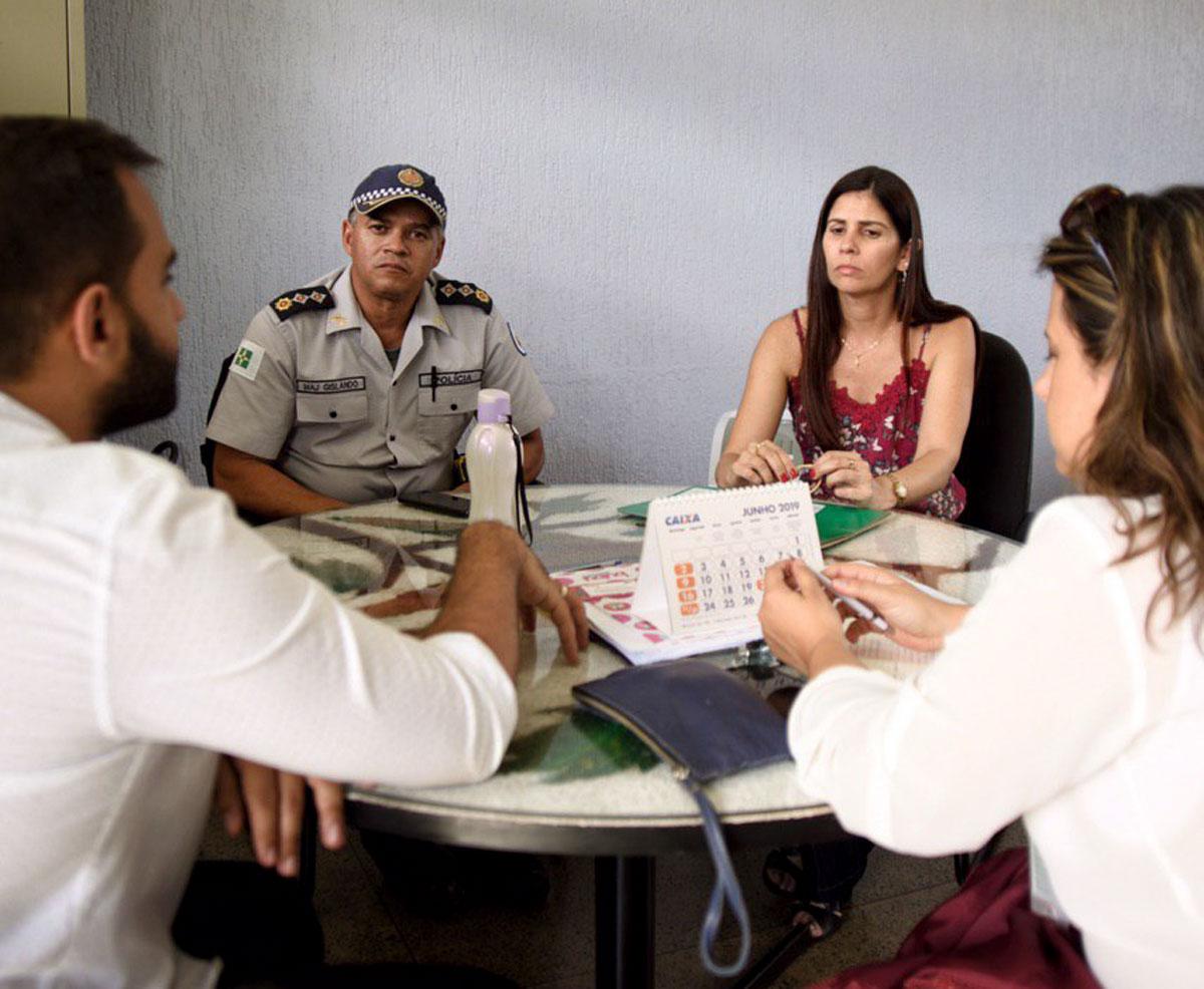 Sobre as denúncias de assédio no CED 03 de Sobradinho