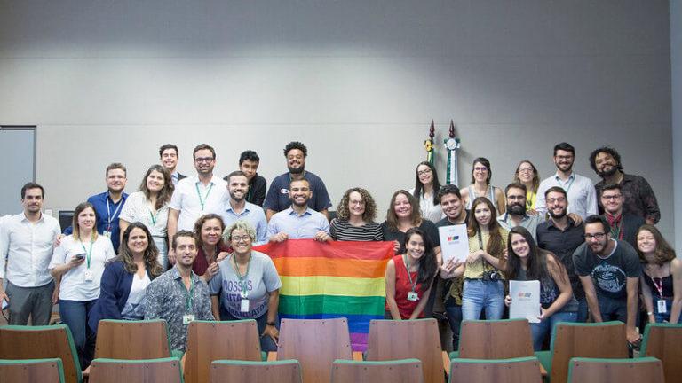 Luciana Genro analisa violência contra a população LGBTI+ na CLDF