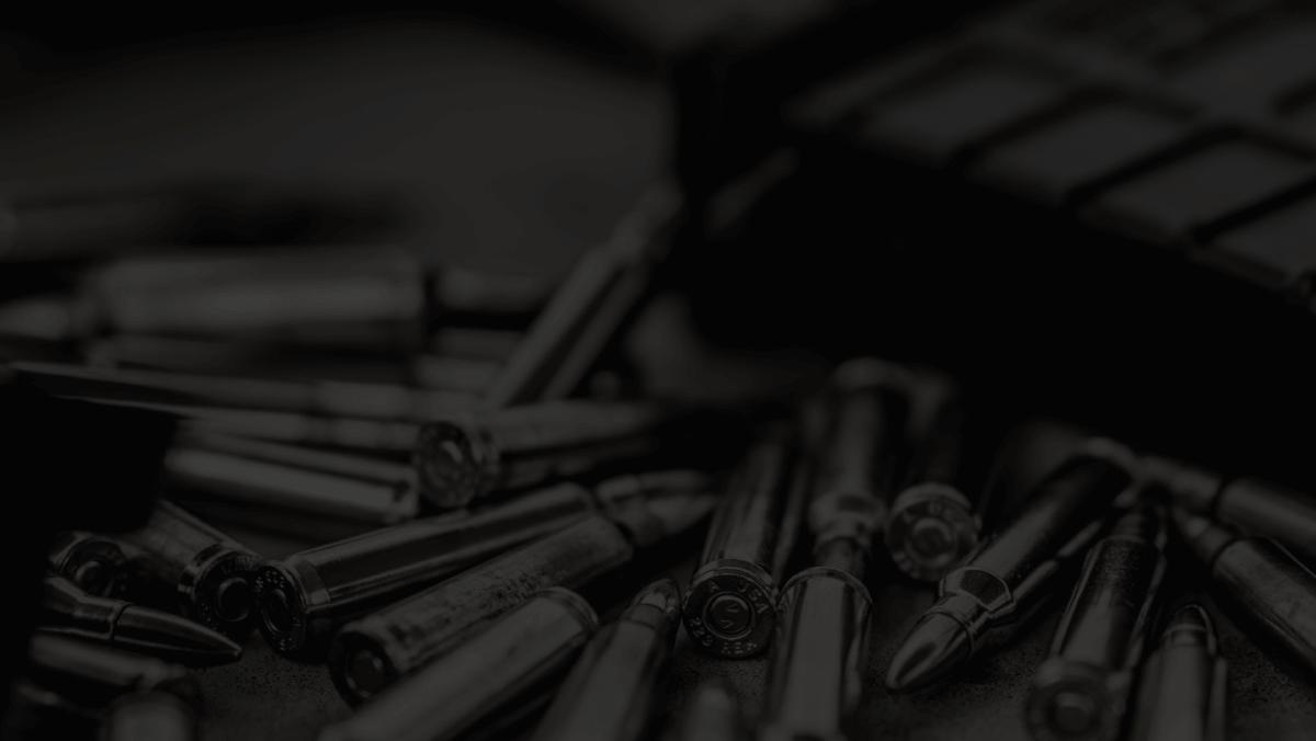 Controle de armas e de munições no DF