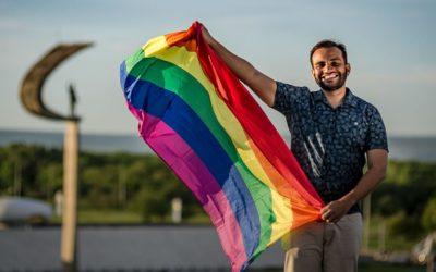 Fábio representará o Brasil em Conferência Mundial de Lideranças LGBTs
