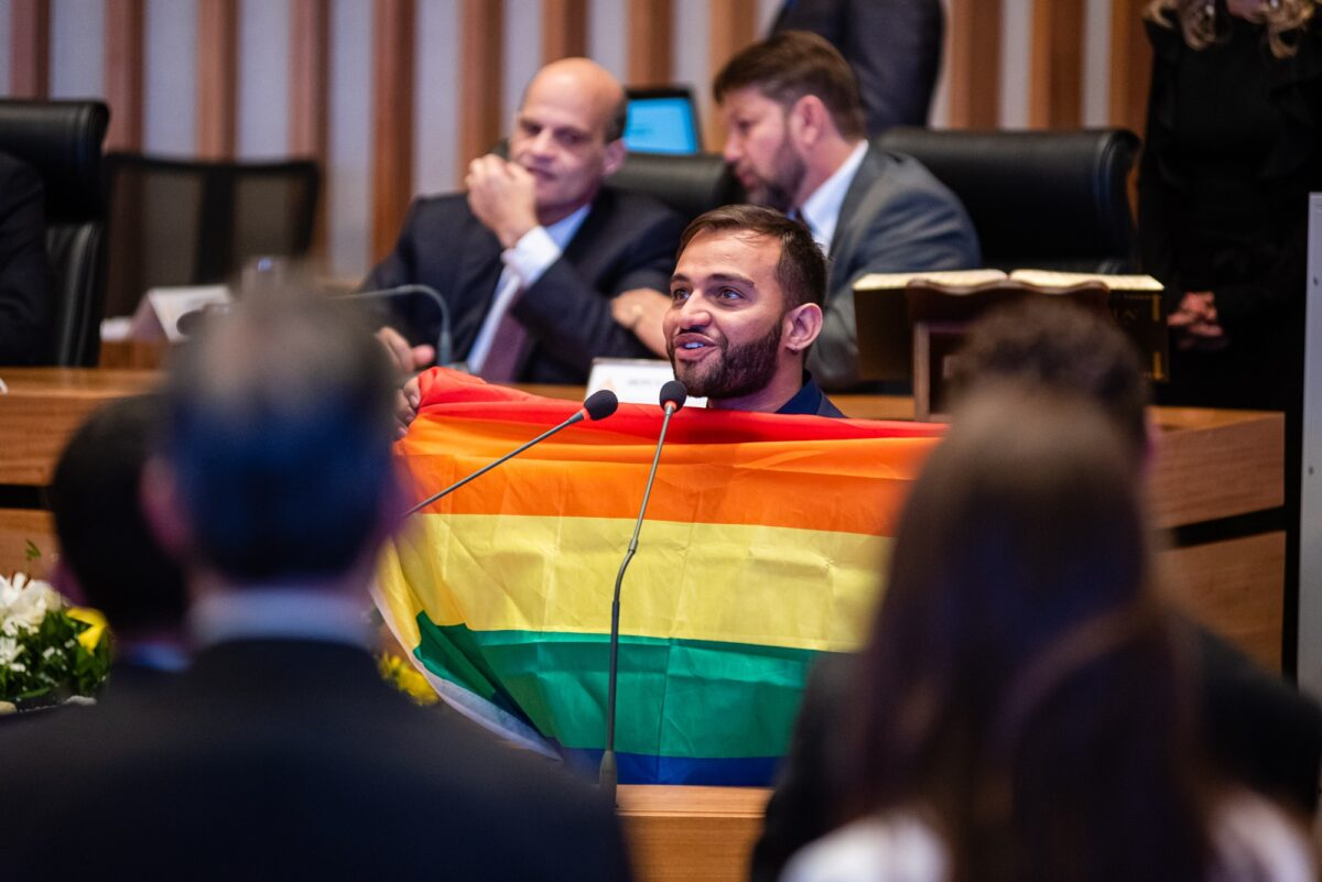 Gabinete 24 e as lutas LGBTI+ em 2019