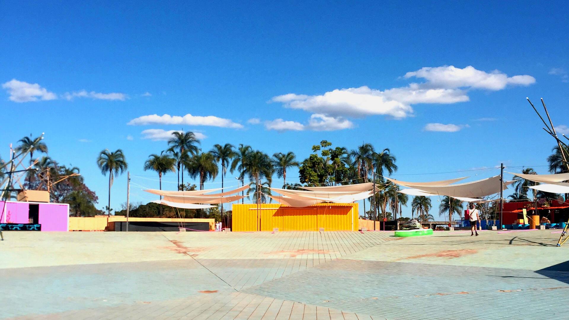Ocupação Contem: arte e cultura no Parque da Cidade