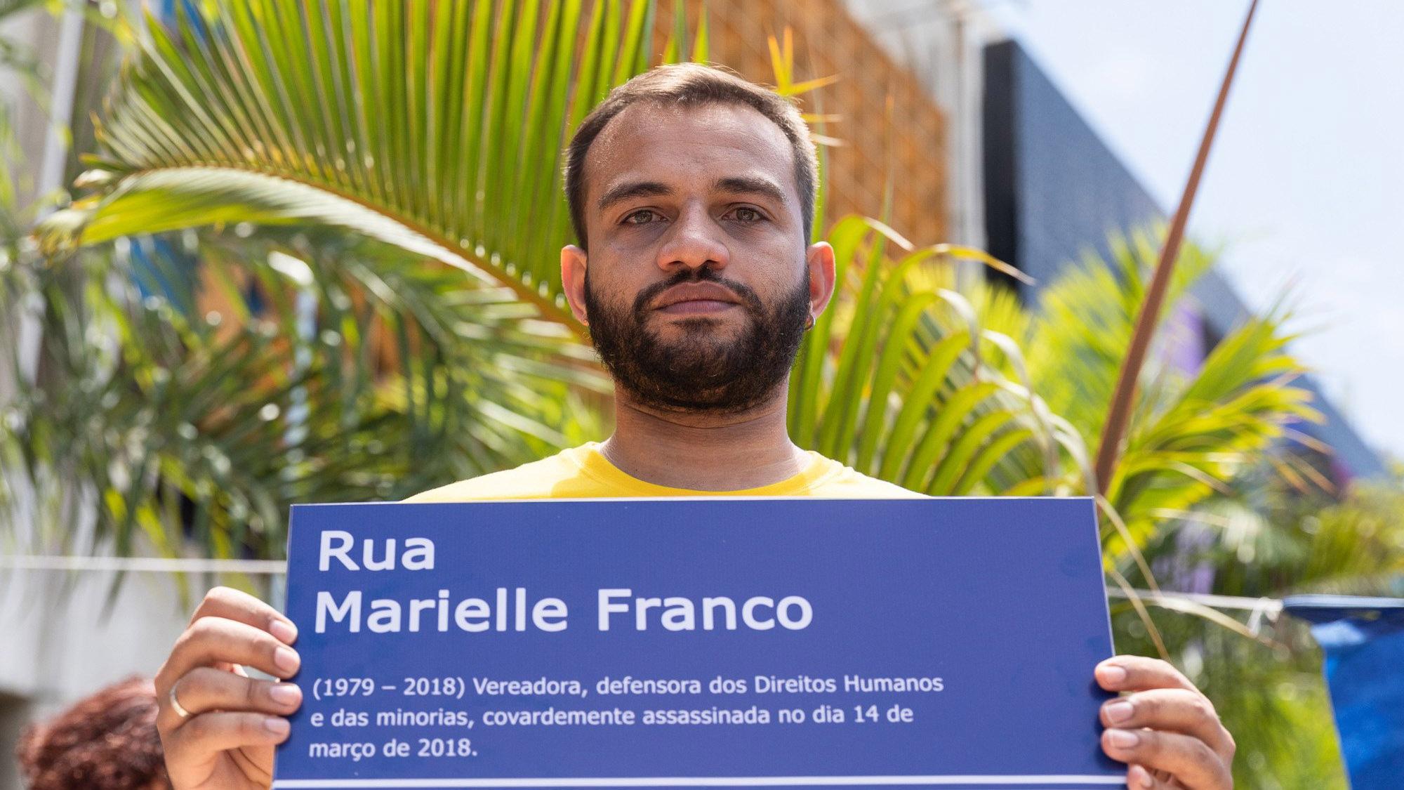 Veto à Praça Marielle é mais um gesto autoritário de Ibaneis