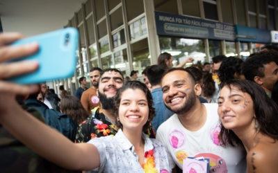 Nossos corpos nas ruas! Carnaval 2020