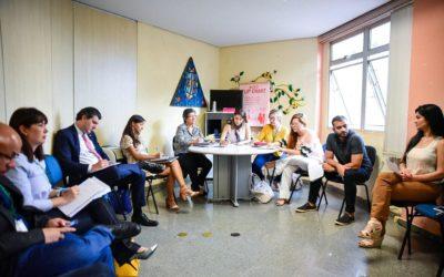CPI do Feminicídio fiscaliza serviços do Nafavd