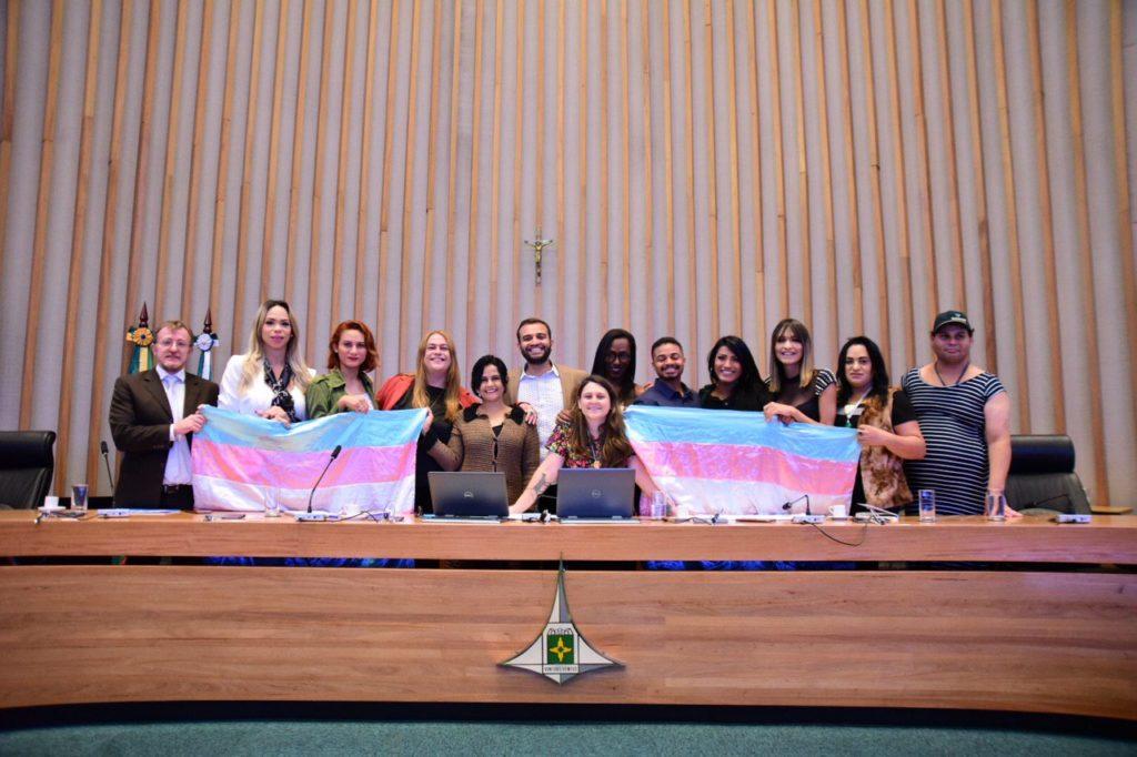 Audiência Pública: O papel da segurança pública no combate à transfobia