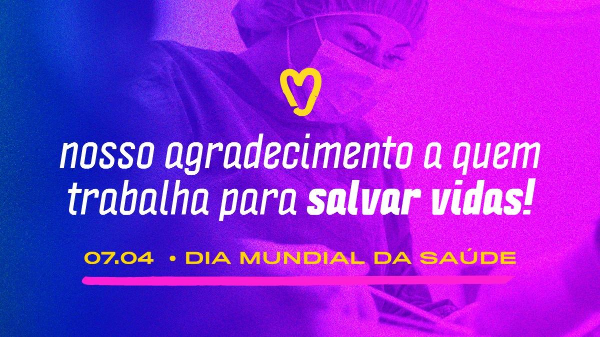 Dia Mundial da Saúde e a epidemia de coronavírus no Brasil
