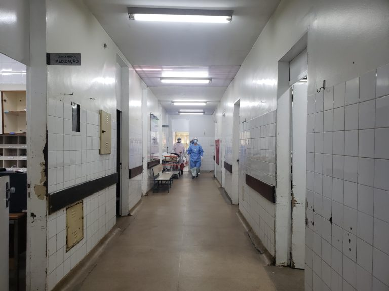 Coronavírus: Comissão de Direitos Humanos realiza diligência no Hospital Regional de Ceilândia