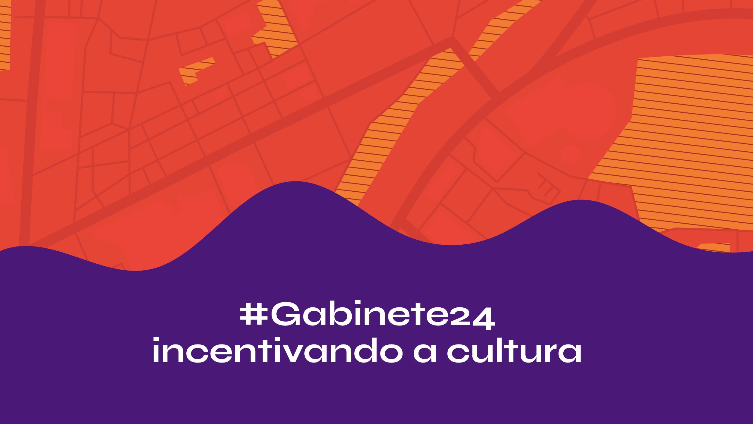 Emenda do Gabinete 24 viabiliza projeto Territórios Culturais