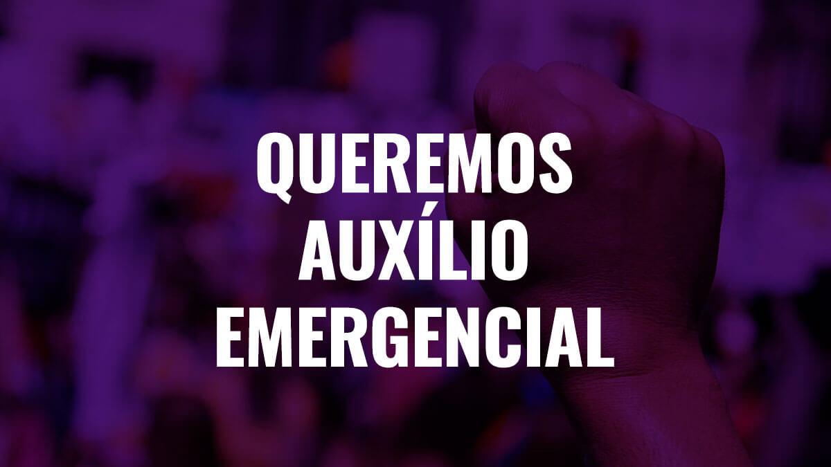 Ibaneis, sancione o Auxílio Emergencial no DF!