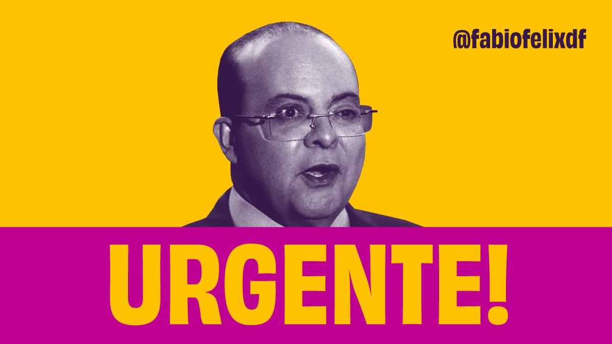 Ibaneis é denunciado por abuso de autoridade no despejo da Ocupação CCBB