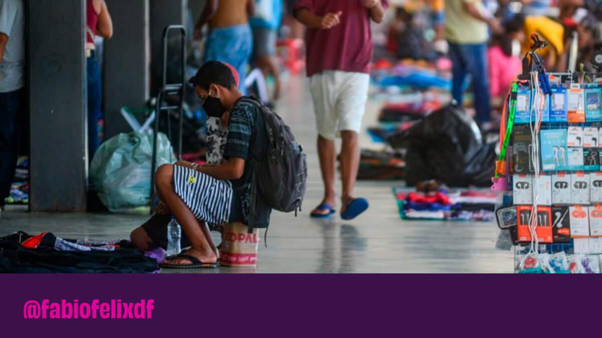 Projeto propõe auxílio para microempresários e ambulantes da área da alimentação durante pandemia