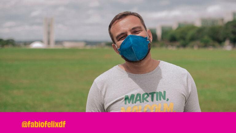 Projeto pede distribuição gratuita de máscaras no DF