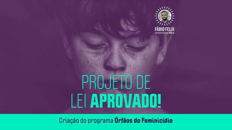 Aprovamos quatro projetos da CPI do Feminicídio!