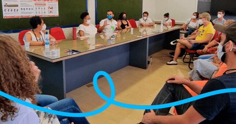 Cultura, escolas e terreiros se encontram por projetos no Paranoá