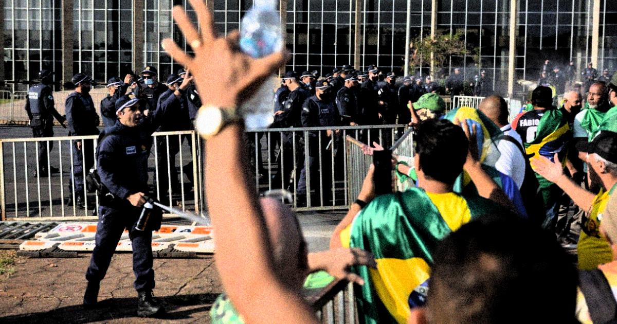Fábio Felix pede reforço urgente de policiamento na Esplanada